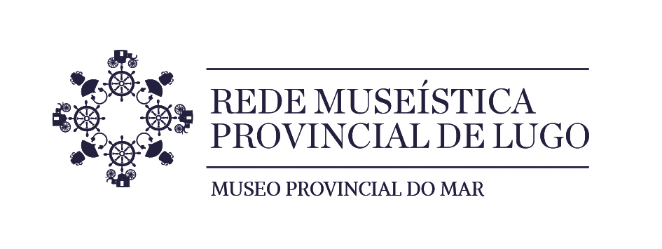 logotipo do Museo Provincial do Mar